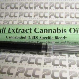 Buy Full Extract Cannabis Oil