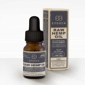 Buy Raw Hemp Oil Drops